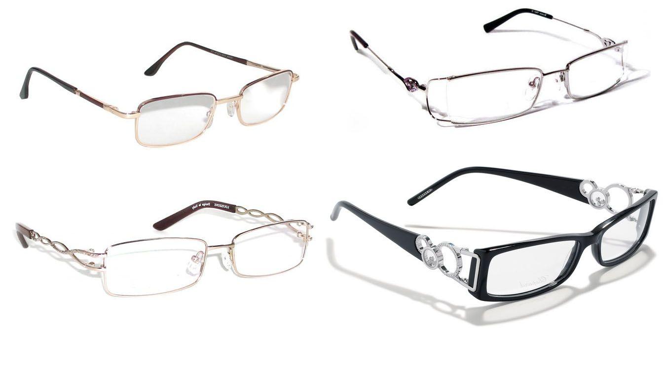 Модные оправы очков для зрения в 2018 году (фото) - Оптика «Все для ... 6de2f809859